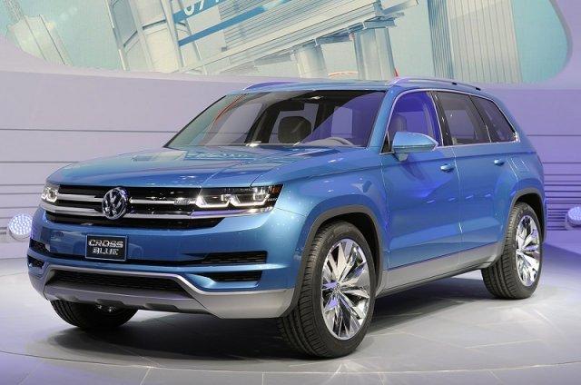 Volkswagen Touareg – полноприводный кроссовер класса люкс