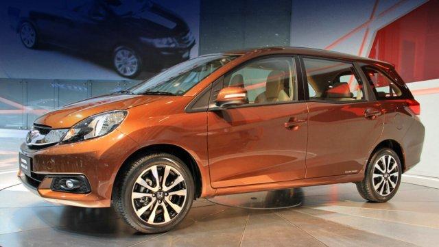 Honda представила минивэн за 13 тысяч долларов