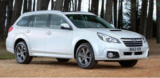 Subaru представила обновленный Outback