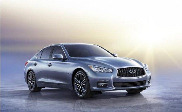 Nissan будет продавать автомобили Infiniti в Японии