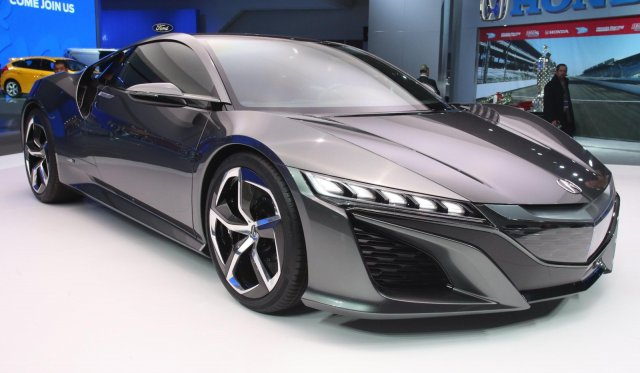 Acura начнет продажи в России с двух кроссоверов и нового NSX