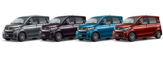 В Токио компания Honda представит новый N-WGN