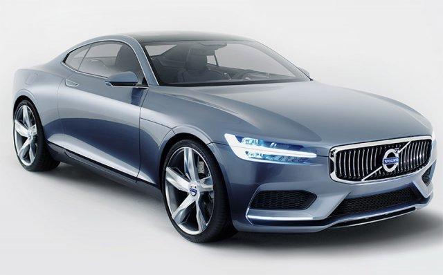 Volvo намерена создать новое купе