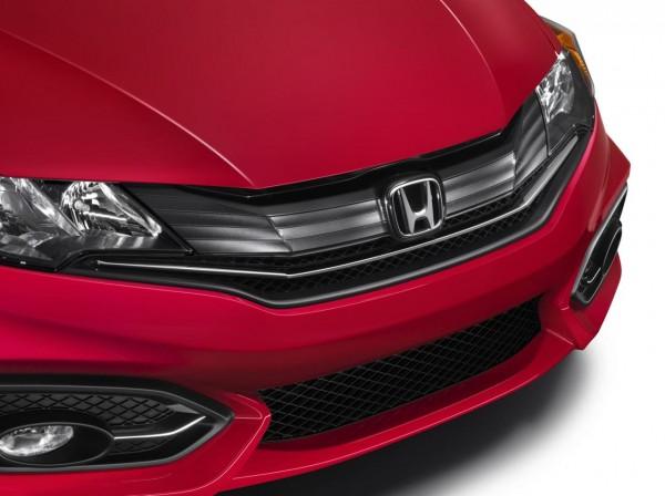 Honda показала купе Civic и Civic Si