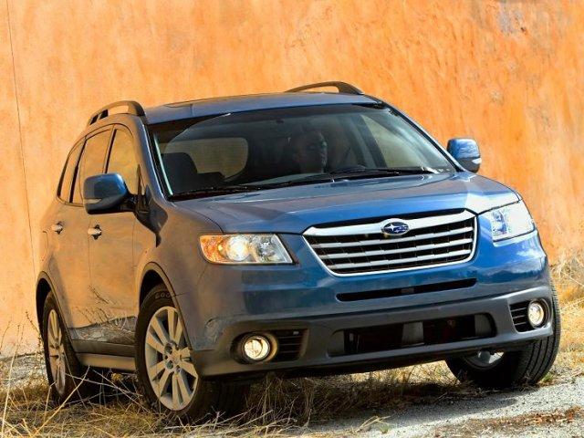 Subaru заканчивает производство кроссовера Tribeca
