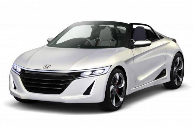 Honda представит родстер S660