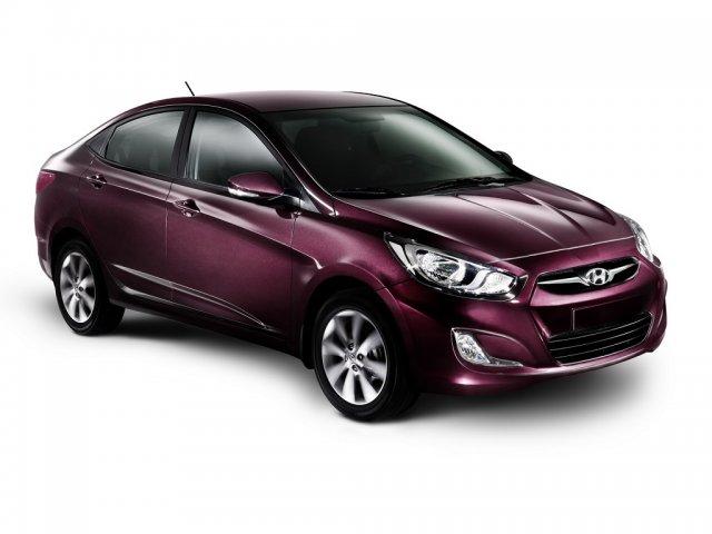 Hyundai скоро обновит Solaris