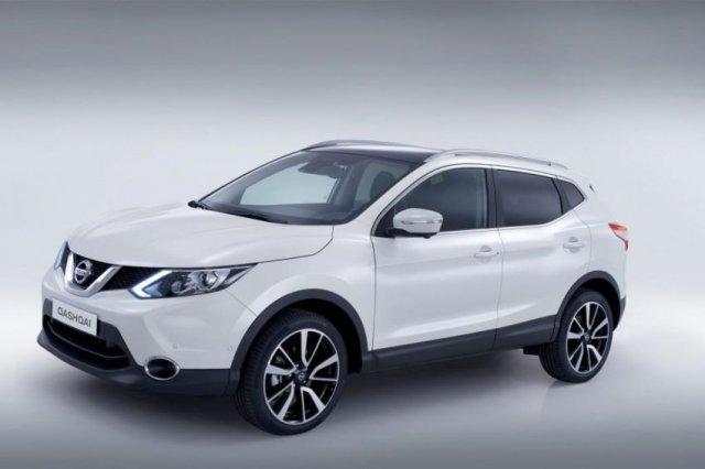 Nissan официально представил обновленный Qashqai