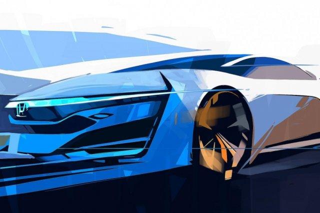 Honda намерена продавать в Европе водородные автомобили