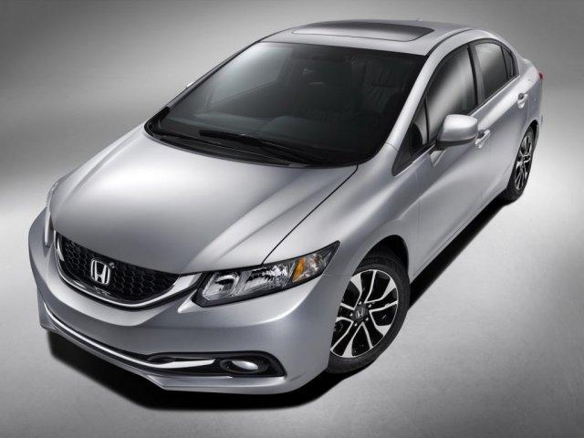 Хонда Цивик - легендарный автомобиль от японского производителя