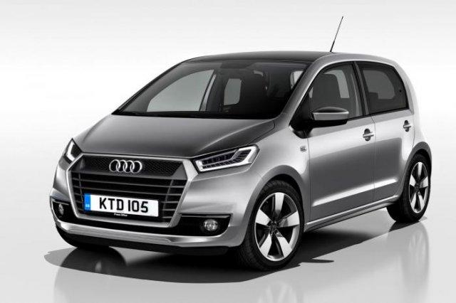 Audi работает над новой моделью A0