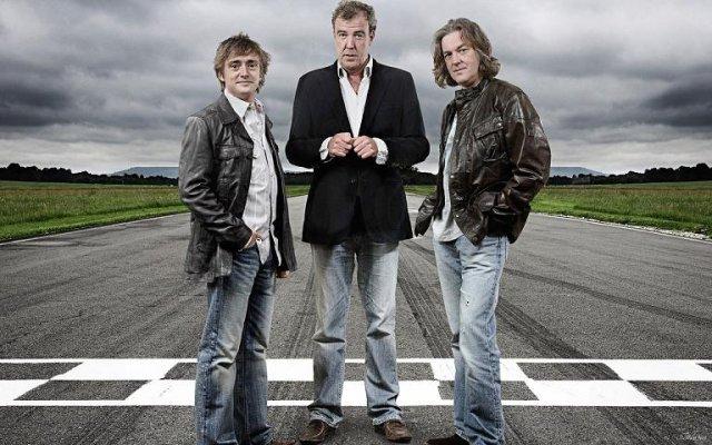 Ведущие программы Top Gear остались без прав