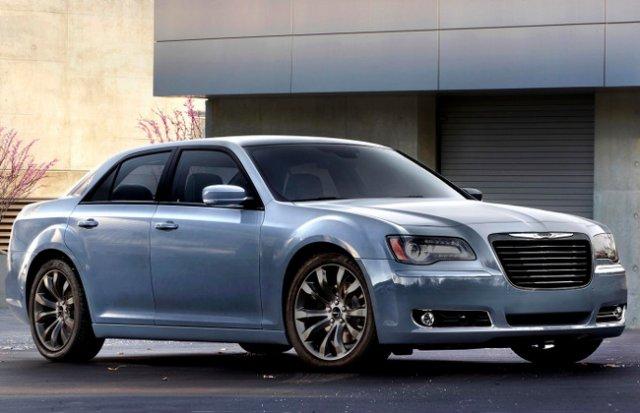 Chrysler обновит седан 300S