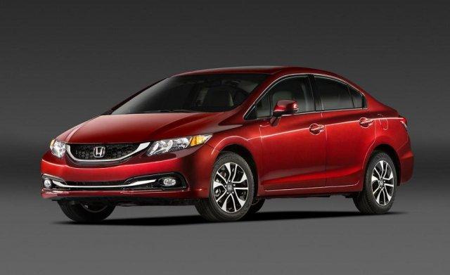 Honda Civic девятого поколения – бестселлер рынка