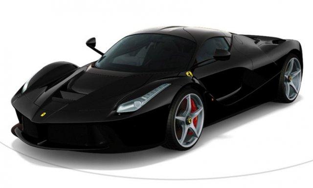 Ferrari работает над гибридным гранд-турером