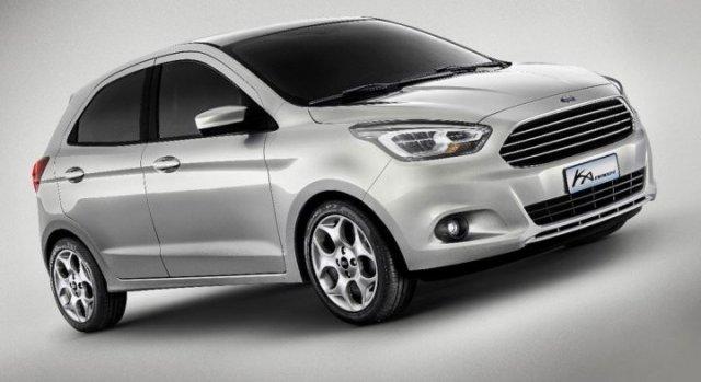 Новый Ford Ka будет и в Европе