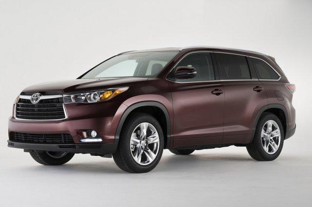Toyota рассекретила стоимость нового кроссовера