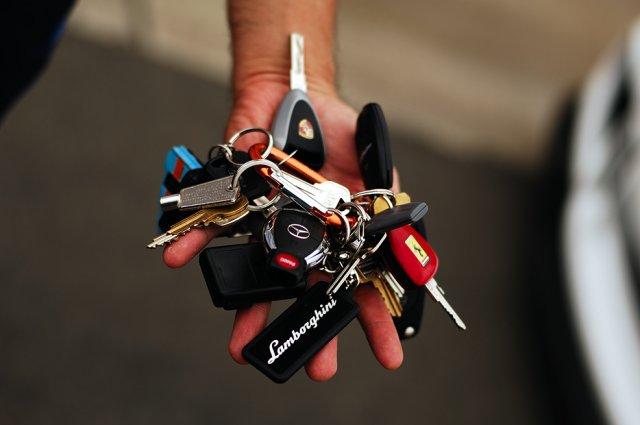 Что делать если потерян ключ от автомобиля?