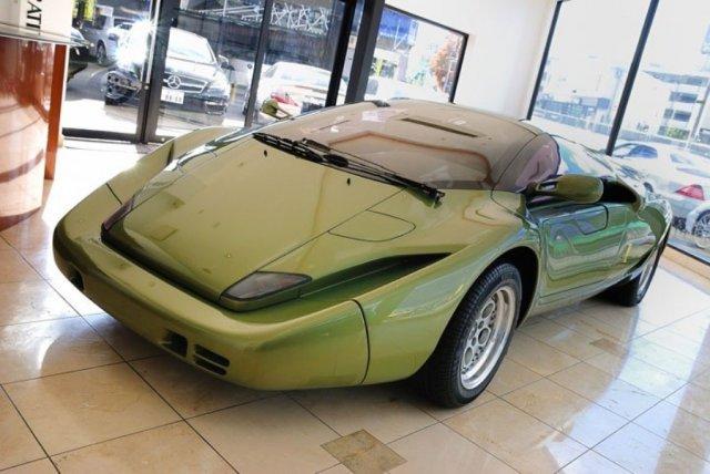 Уникальный Lamborghini Sogna выставлен на продажу