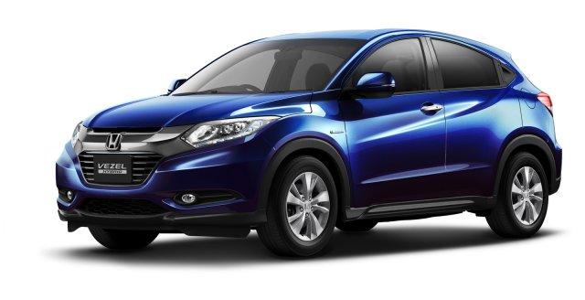 Honda Vezel будет продаваться в России