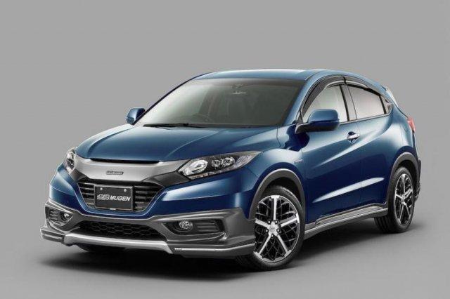 Honda Vezel получила тюнинг-пакет Mugen