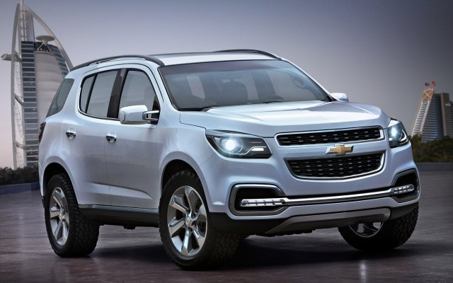 Chevrolet изменила цены на Trailblazer в России