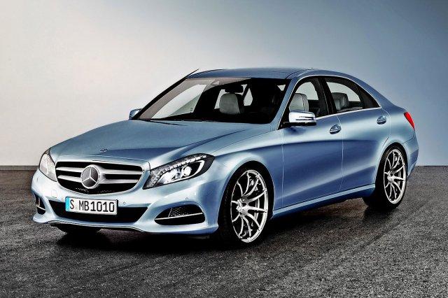 Mercedes показал новый C-Class