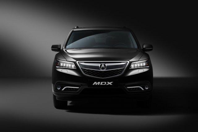 Acura поделилась информацией о новом кроссовере MDX для России