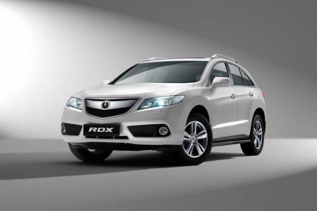 Acura рассказала о новом RDX