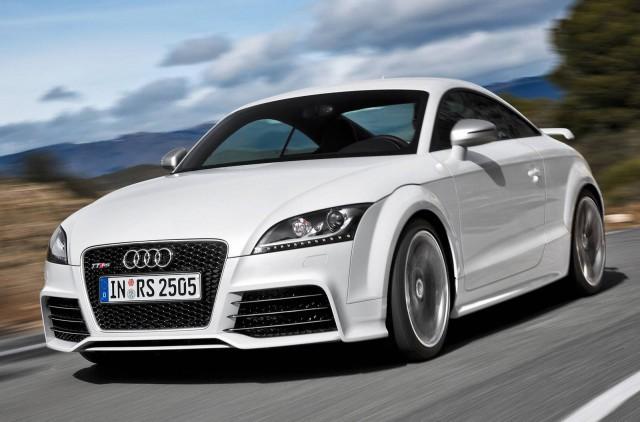 Третье поколение Audi TT готово к анонсу