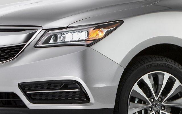 Acura озвучила российские цены на RDX и MDX