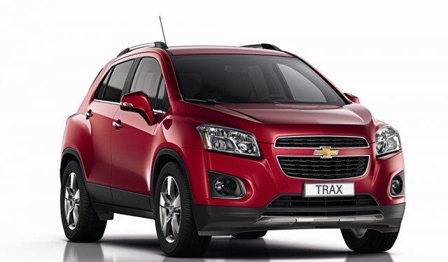 Две новинки для России от Chevrolet