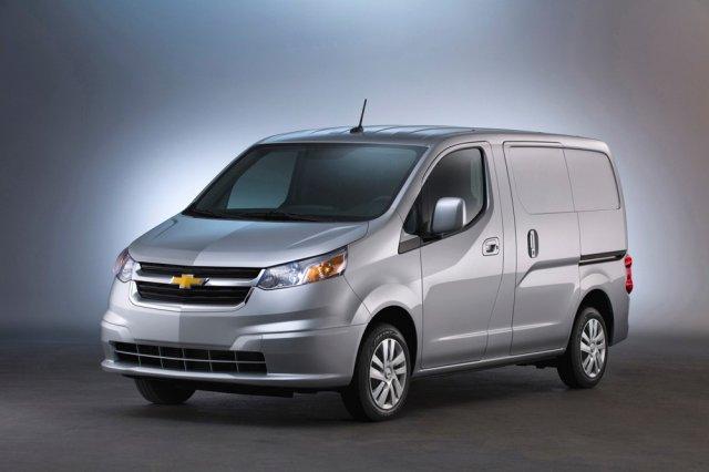 Chevrolet представил вэн City Express