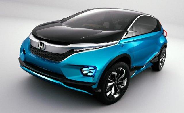 Honda Vision XS-1: дебют в Нью-Дели