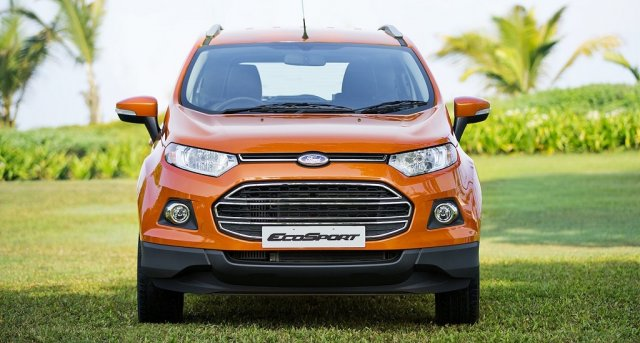 Ford EcoSport будет соответствовать европейским стандартам