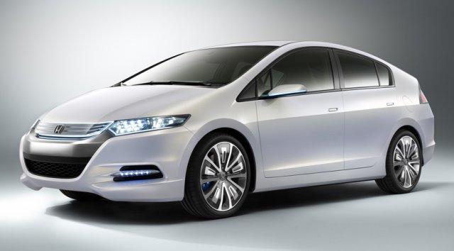 Honda отказывается от продаж гибридов в Европы