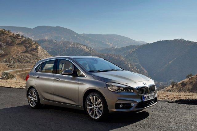 BMW изменили традициям марки в новой моделе