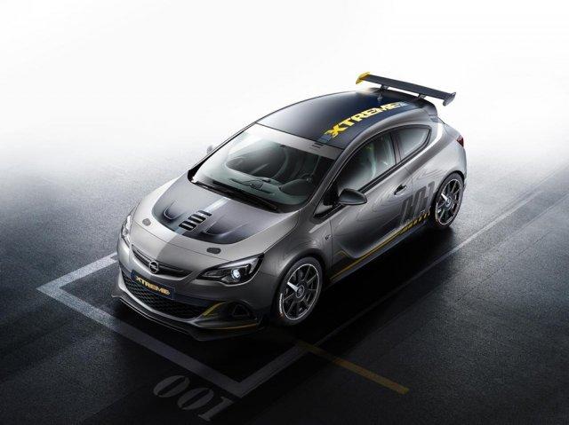 Opel рассекретил