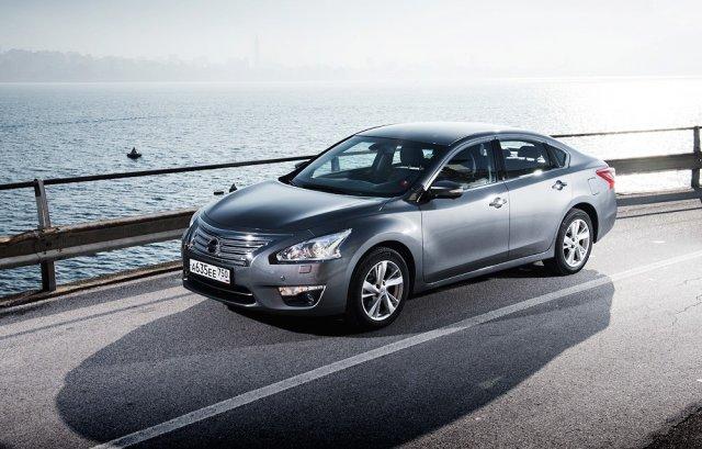 Новый Nissan Teana появится в России
