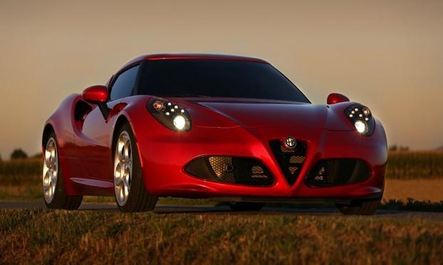 Alfa Romeo готовит семь новинок