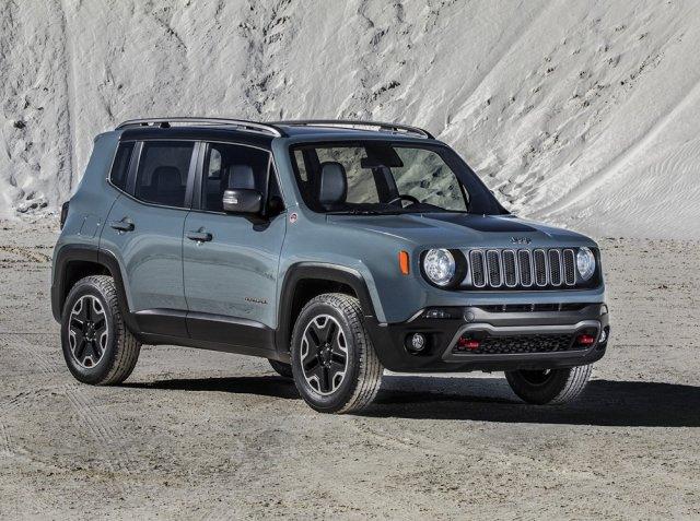 Официальная мировая премьера Jeep Renegade