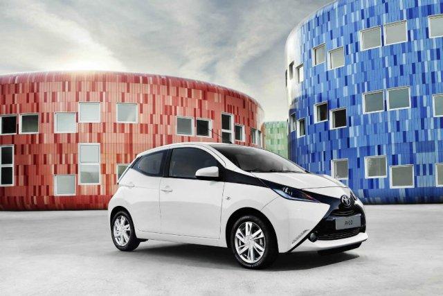 Toyota Aygo 2014: подробности