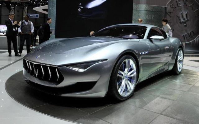 Maserati Alfieri пойдет в серию?