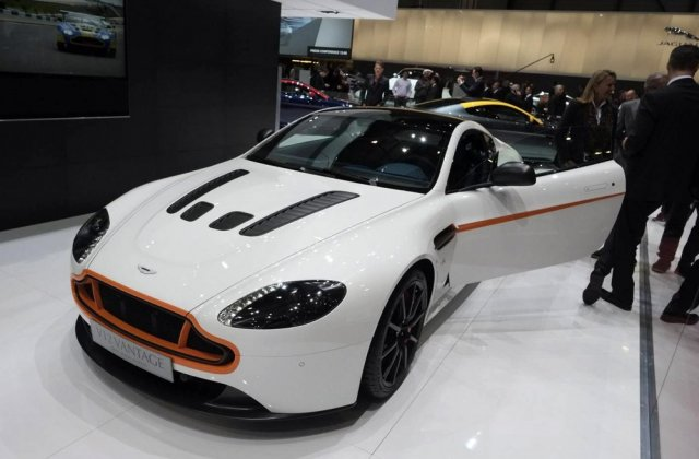Aston Martin запускает подразделение Q