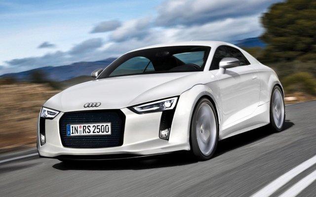 17 новинок от Audi до конца года