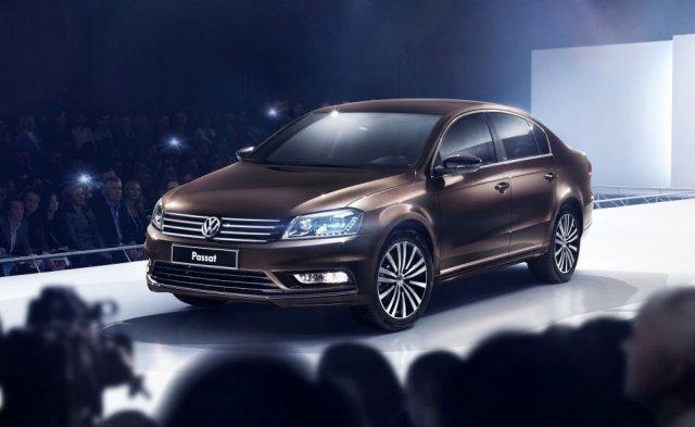 Volkswagen Passat и Jetta Style на рынке России