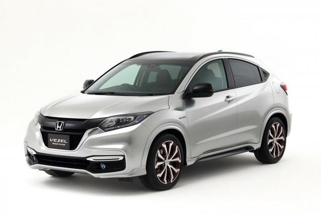 Honda вернет название HR-V