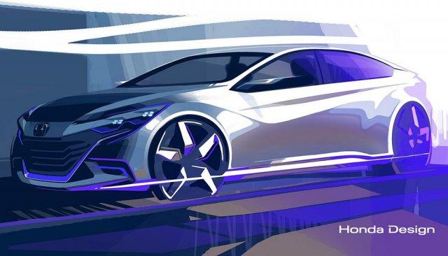 Два концепта от Honda в Пекине