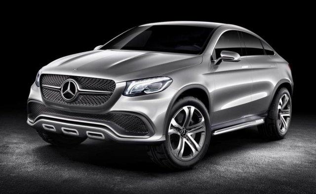 Mercedes-Benz показал изображение нового SUV