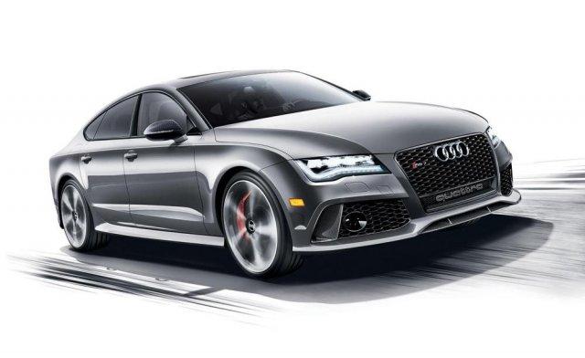 Audi RS7 получила версию Dynamic Edition